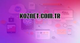Koznet Web Tasarım & Yazılım LTD. ŞTİ.