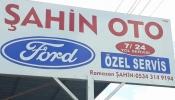 Kozan Şahin Oto Ford Özel Servisi